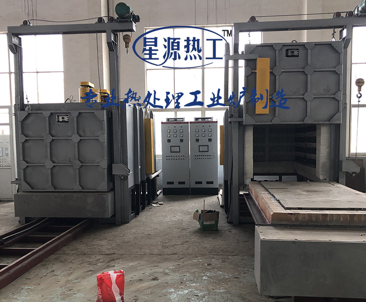 220 kw car normalized tempering units